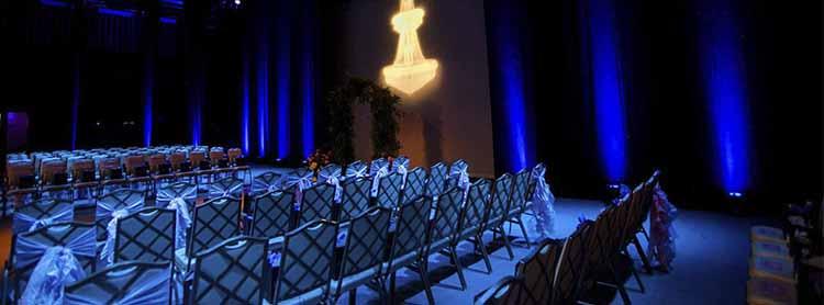 Richmond Weddings Expo Fashion Show Lighting