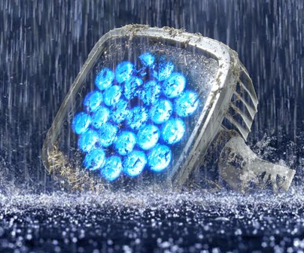 Chauvet Slim Panel 24 Waterproof IP65 LED Lighting