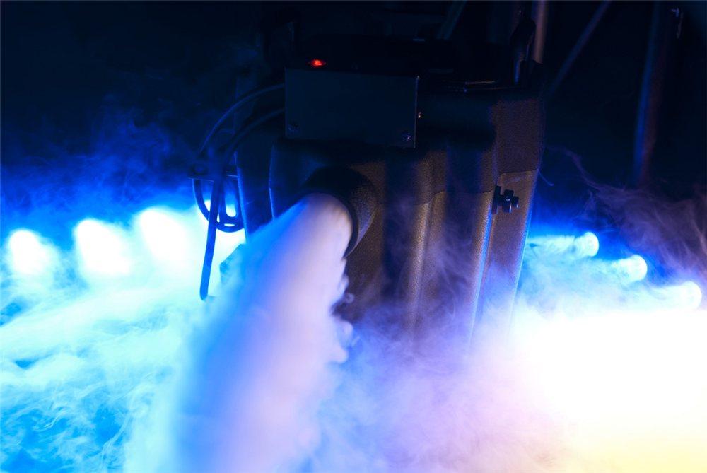 Nimbus low fog machine ground fog