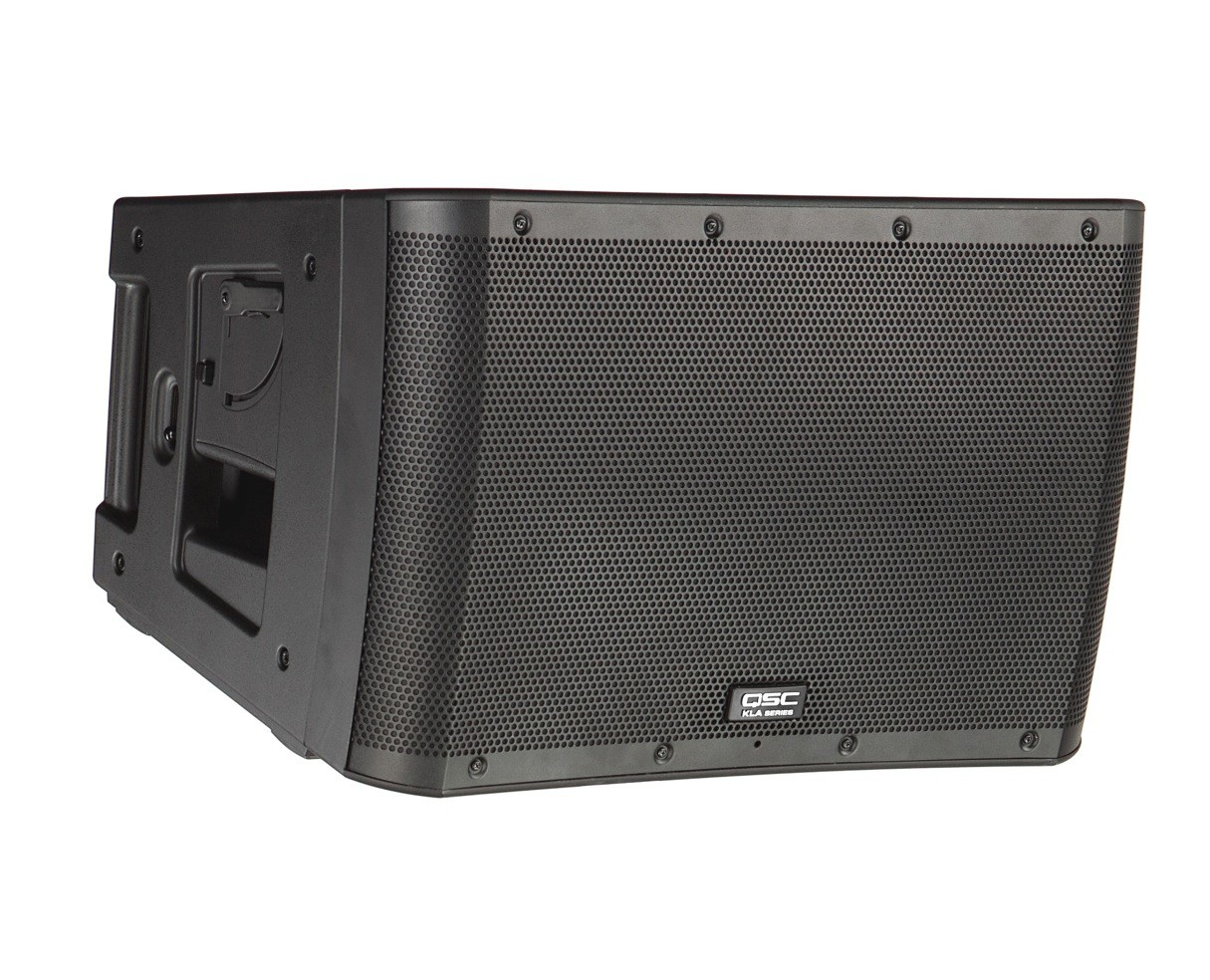 Powered Line Array Sound