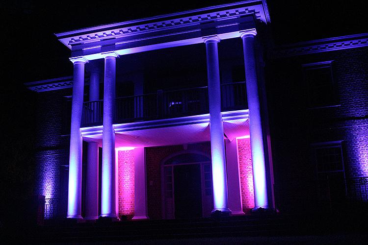 Wedding Event Uplighting Goocland Virginia