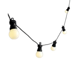 Festoons Are The Most Versatile String Light Available Have A Slightly Different Look Than Edison Globe Bistro And They Can Be Used For Pretty