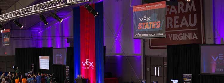 Competition A/V AV for Robotics VEX