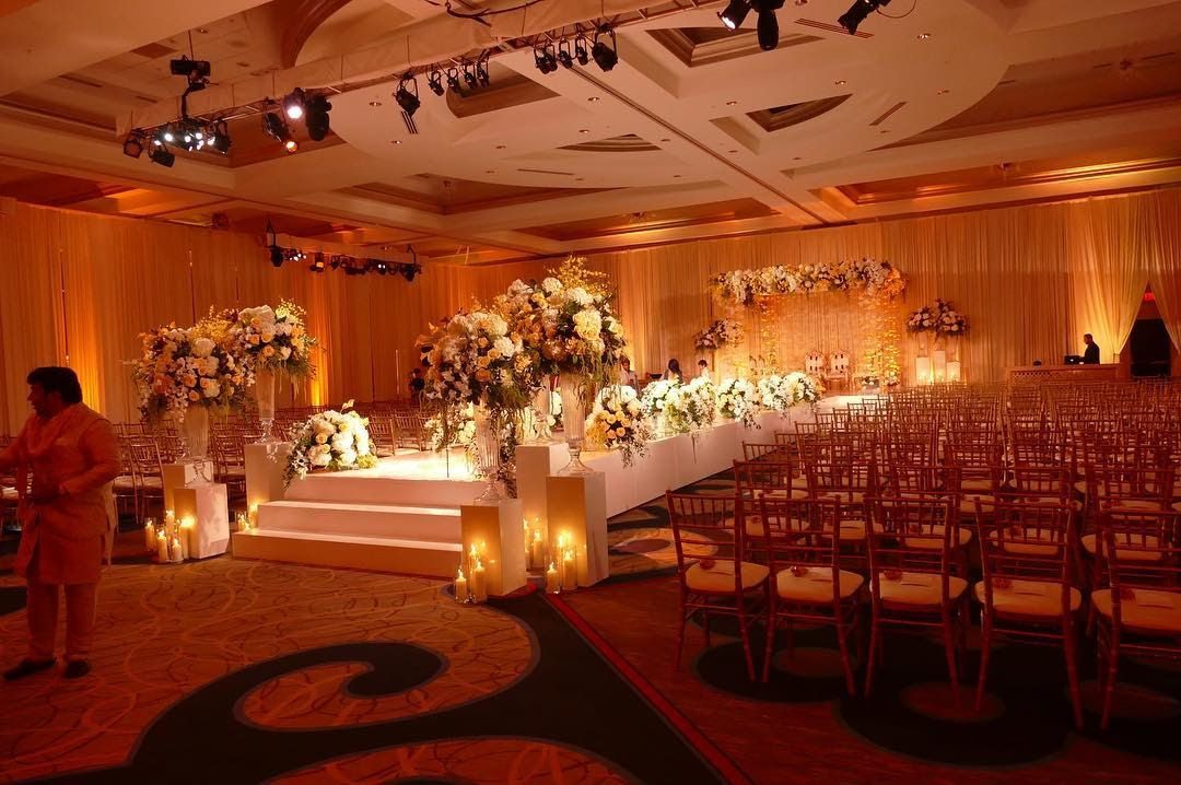 Indian Wedding Lighting