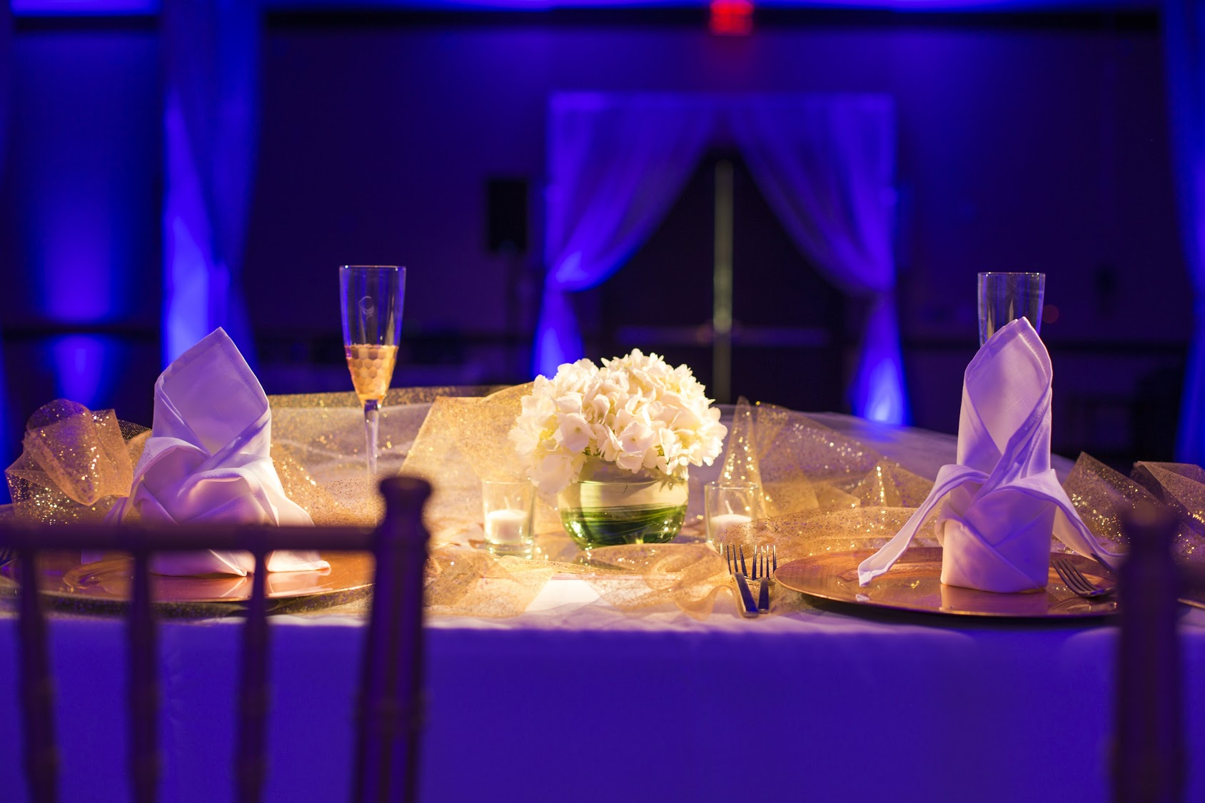 how much does wedding lighting cost pinpotting