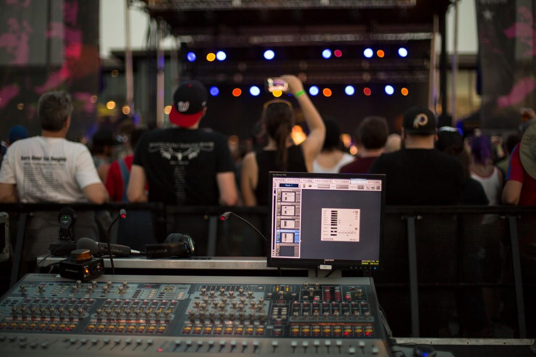 Richmond AV Company Live sound
