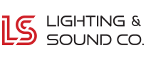 lighting and sound company logo